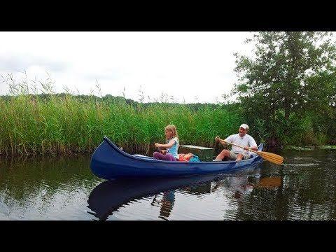 Doku HD: die nordstory: Wasser-Wandern auf verschlungenen Wegen – Paddeln im Müritz-Nationalpark