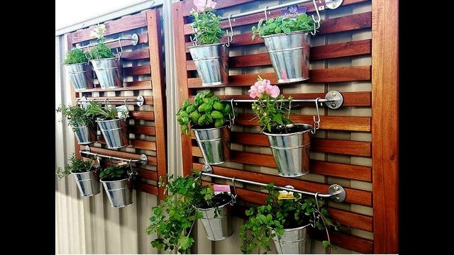 DIY Vertical Garden Design Ideas