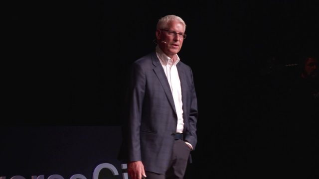 Chasing Health with a New Vital Sign in a Healthy City | Peter Sneed | TEDxTraverseCity
