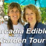 EDIBLE GARDEN Tour    Phoenix, Arizona   4 Beautiful Gardens!