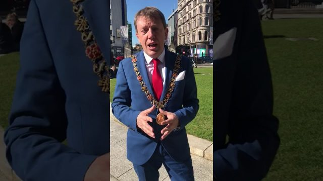 Lord Mayor Cork   International Healthy Cities Conference