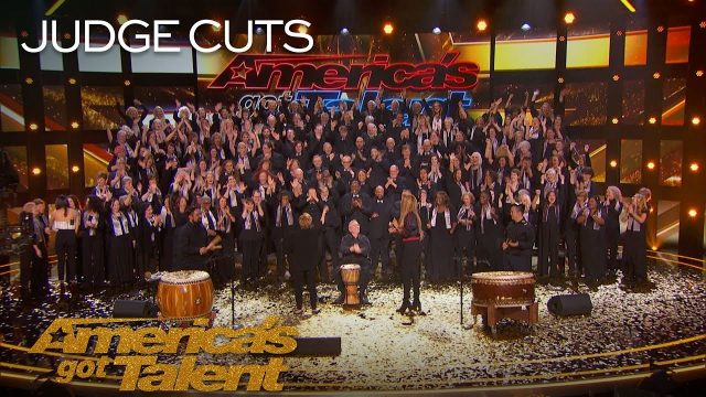 Angel City Chorale: Amazing Choir Earns Golden Buzzer From Olivia Munn – America's Got Talent 2018
