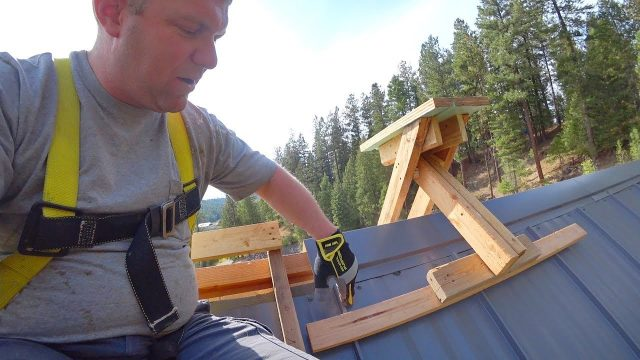 TROUBLE AHEAD – Have We Built an IMPOSSIBLE ROOF?
