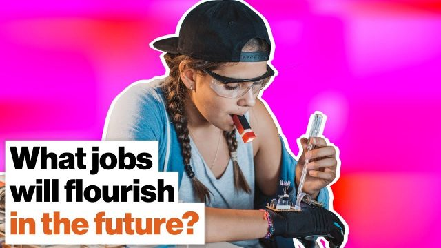 What jobs will flourish in the future. And which you should avoid. | Michio Kaku