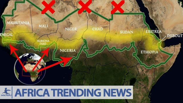 Africa is Building a Great Wall That Will Rival the USA and China