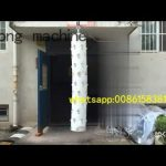 Greenhouse Rotate aeroponic farming vertical tower garden grow system