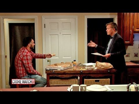 Man brings pizza to teen's house, meets Chris Hansen instead
