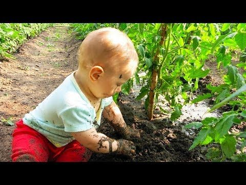 ADORABLE TODDLERS and KIDS Love Spring Gardening – CUTE BABIES and TODDLERS Compilation 2018