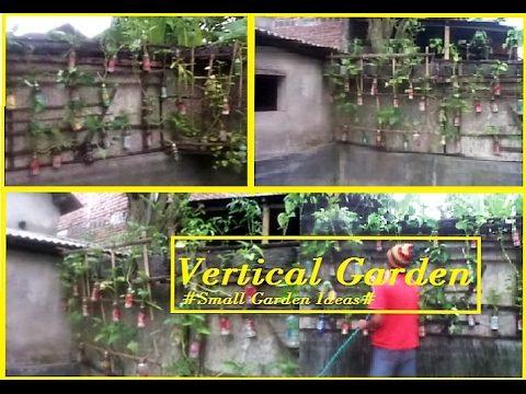 DIY Vertical Wall Garden | Small Vegetable Garden #2