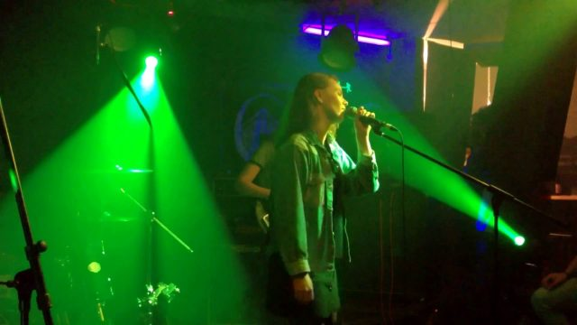 GreenWalls – Tu  live @Lemmy, Kaunas