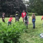 Students Celebrate School Garden Project