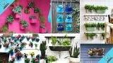 100 Gorgeous DIY Wall Planter Ideas To Beautify Your Home | DIY Garden