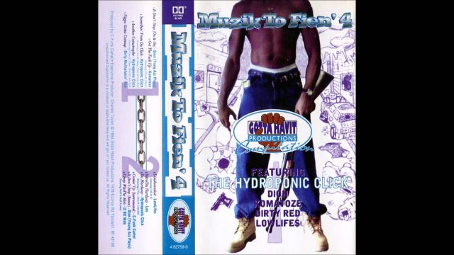 Hydroponic Click – Creep Wit The Mob [1994][Ypsilanti, MI]