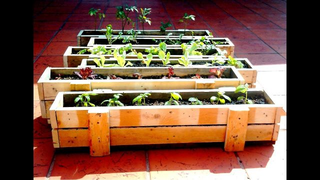 35 Amazing Shipping Pallet Planters Projects 2018 – DIY Pallet Planter Box – Creative Pallet Ideas!