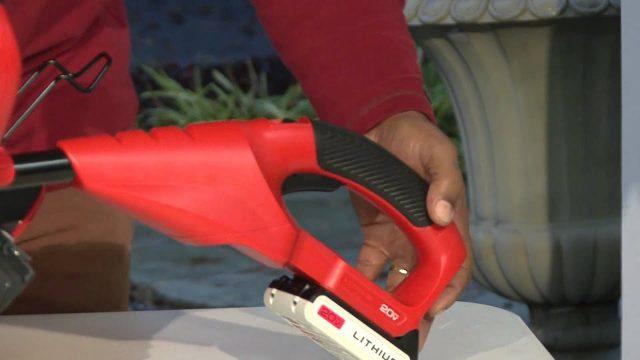 Garden Machine Winter Storage: Garden Tool Care & Maintenance