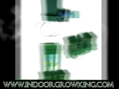 Looking For Aeroponics Systems? Then Visit IndoorGrowKing.c