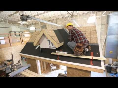 Asphalt Shingle Roofing Part 5: Valley Flashing