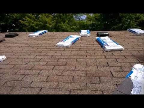Second layer Roofing EASY.