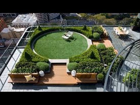 Beautiful Rooftop Garden Ideas and Designs That You Must Know!
