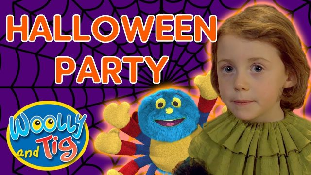 Woolly and Tig – Halloween Party! | Fancy Dress