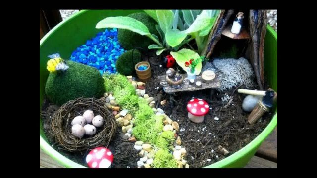 Home garden landscaping ideas for kids
