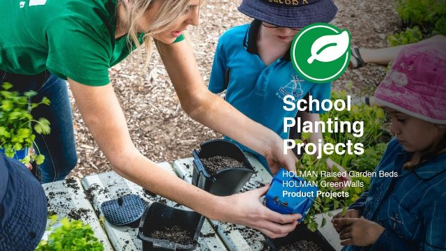 Endeavour Primary School Gardening Projects
