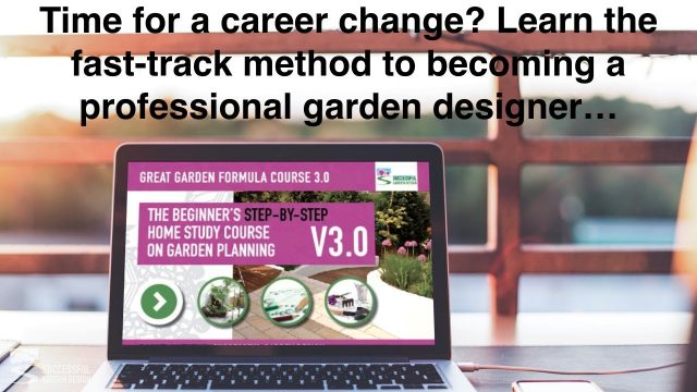 Garden Design Diploma Course – The Great Garden Formula Online Learning