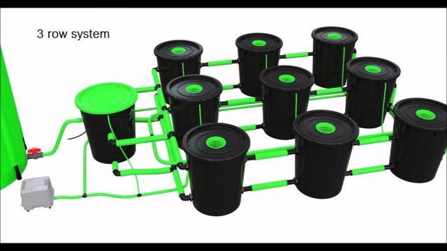 Alien® RDWC XL Hydroponic System Operation Video