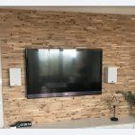 DIY Holz Wohnwand selber machen   elegant-kochen.de