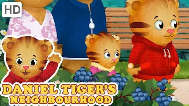 Daniel Tiger – Let's Go to the Enchanted Garden! | Videos for Kids