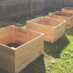 How to make a raised garden bed with Pallet wood -DIY Daddy