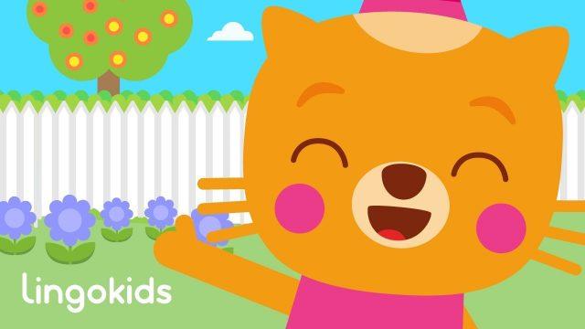In the Garden – Song for children – Nursery Rhymes