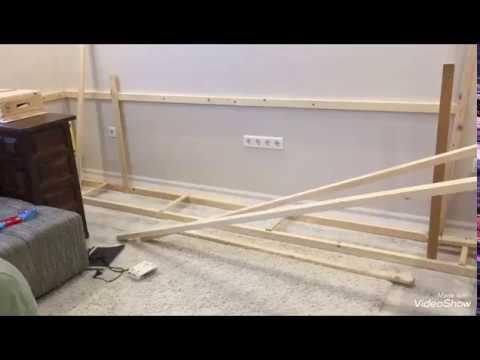 Tv Sideboard- Wohnwand – Kommode – selber bauen