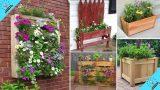 100+ Creat Ideas for DIY Pallet planter Garden | John Ideas