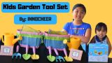Kids Garden Tool Set by  INNOCHEER