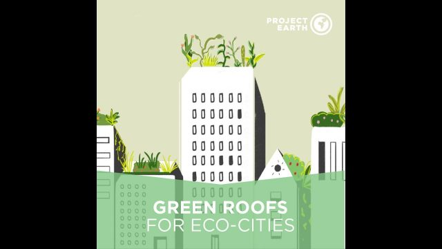 Green Roofs for Eco-Cities