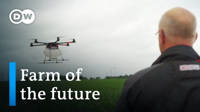 Drones, robots, and super sperm – the future of farming | DW Documentary (Farming documentary)