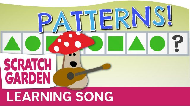 The Patterns Practice Song   Scratch Garden