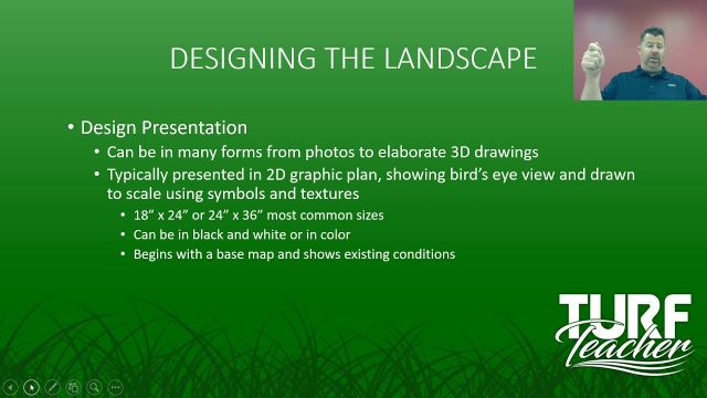 Basics of Landscape Design I