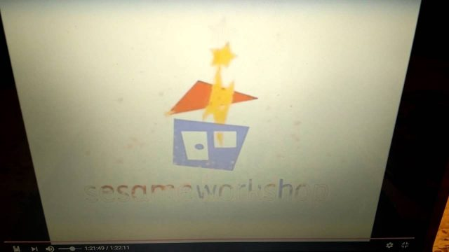 FlickaLova2000s Request (Sesame Workshop Red Roof/Purple House Logo with 1997 CTW Audio)