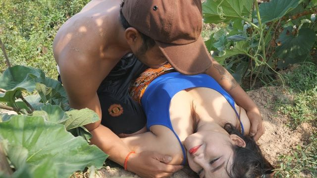 Father saw his daughter with fisherman in the vegetable garden – New comedy from Fankid