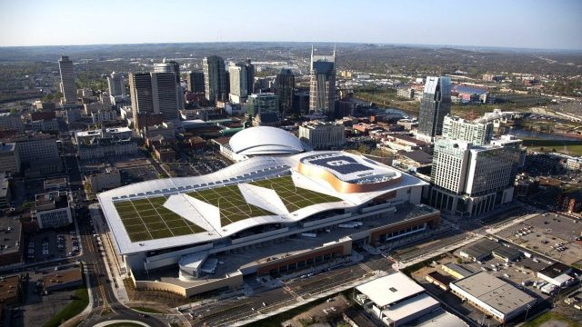 Nashville Music City Center – Featured Project