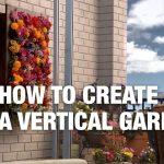 DIY Living Wall | Vertical Garden Planters