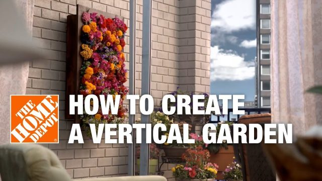 DIY Living Wall | Vertical Garden Planters