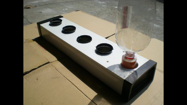 DIY NFT AutoPot Hydroponics Systems  II