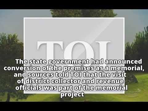 I-T dept, TN govt officials visits Jayalalithaa's Poes Garden residence