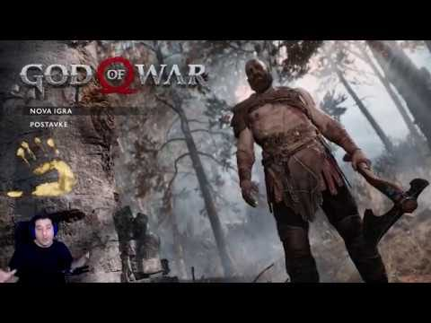 OVO JE NAJBOLJA IGRA NA SVIJETU!!! (GOD OF WAR 4) epizoda 1.