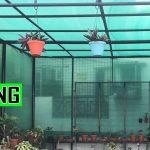 MAKING OF TERRACE GARDEN | Gardening Ideas for Home | SHADE HOUSE DESIGN