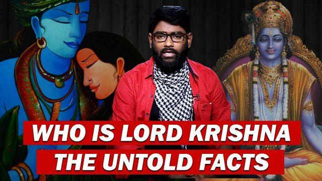 கிருஷ்ணனை பற்றி சொல்ல மறந்த கதை | Who is Krishna ?  #BhagavadGita #DudeVicky #Saatai | IBC Tamil