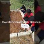 Project Beautifying School – Gardening